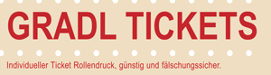 Gradl Tickets logo